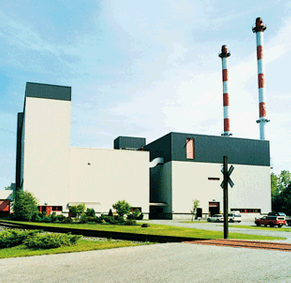 Griffiss Utility Services Corporation Power Plant